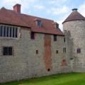 exterior view of Westenhanger Castle