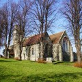 St Mary Magdalenes Church, Gillingham