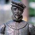 Richard Cocks statue