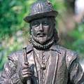William Adams statue